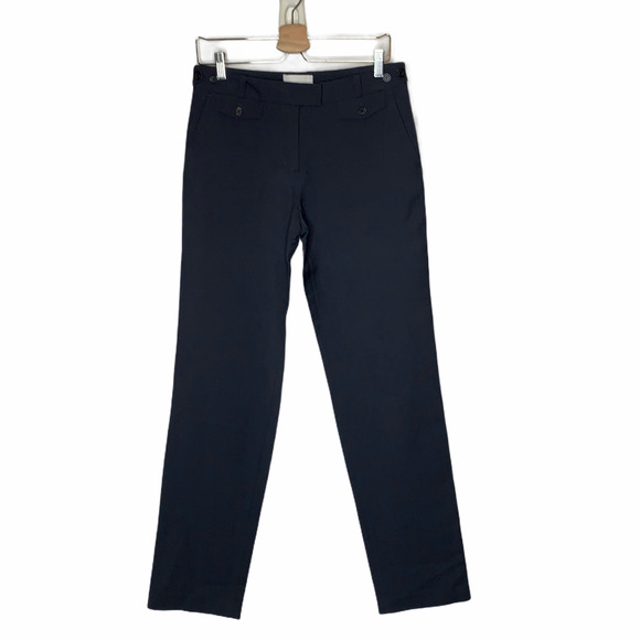 3.1 Phillip Lim Wool & Mohair Straight Trouser